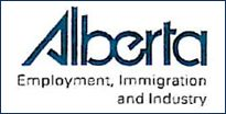 Alberta Employment, Immigration and Industry